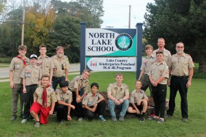Boy Scout Photo